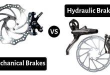 Mechanical vs Hydraulic Disc brakes