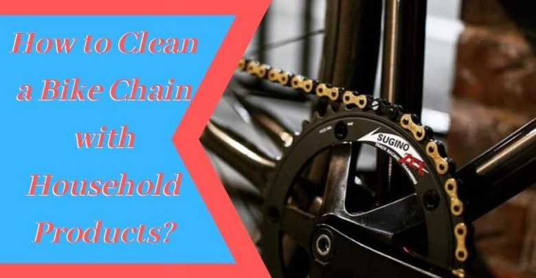 How to Clean a Bike Chain with Household Products_