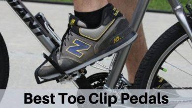 Toe Clip Pedals