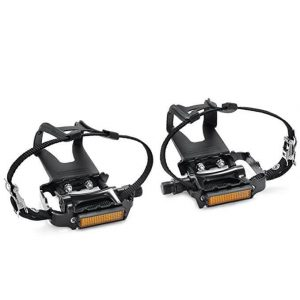 Newsty Bike Pedals with Clips