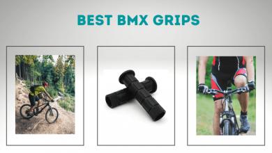 Best BMX grips