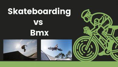 Skateboarding vs Bmx