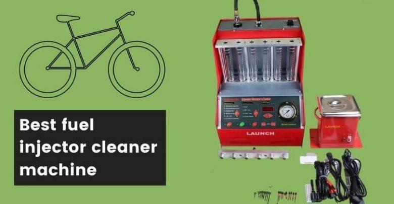 Best fuel injector cleaner machine