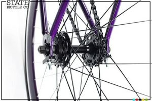 State Bicycle Fixed Gear/Fixie Bike Chain Tensioners