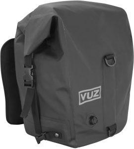Vuz Moto 2 Piece Motorcycle Dry Saddlebags